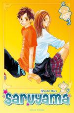 Saruyama 3 Manga