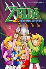 The Legend of Zelda: Four Swords Adventures 2 Manga