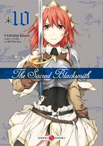 The Sacred Blacksmith 10