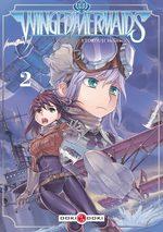 Winged mermaids 2 Manga
