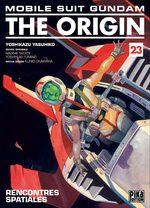 Mobile Suit Gundam - The Origin 23