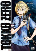 Tokkô Zero 3 Manga