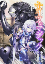 Knight's & Magic # 4