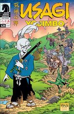 Usagi Yojimbo 125 Comics