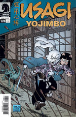 Usagi Yojimbo 128 Comics