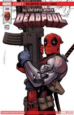 Marvel Legacy - Despicable Deadpool # 288