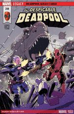 Marvel Legacy - Despicable Deadpool # 289