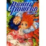 Brain Powerd 4 Manga