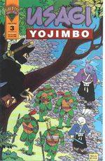 Usagi Yojimbo 3 Comics