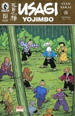 Usagi Yojimbo 151 Comics