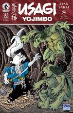 Usagi Yojimbo 153 Comics