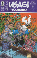 Usagi Yojimbo 158 Comics