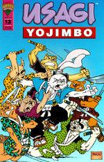 Usagi Yojimbo 12 Comics