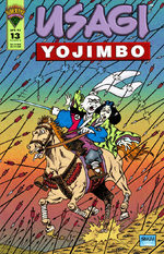 Usagi Yojimbo 13 Comics