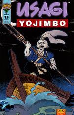 Usagi Yojimbo 15 Comics
