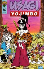 Usagi Yojimbo 16 Comics