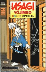 Usagi Yojimbo Color Special 1