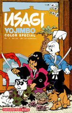 Usagi Yojimbo Color Special 2