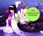 Princesse Pivoine Livre illustré