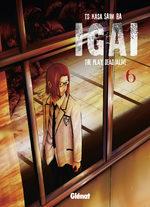 couverture, jaquette Igai 6