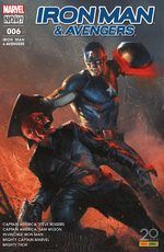 Iron Man & Avengers # 6