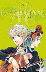 La Corde d'Or T.5 Manga
