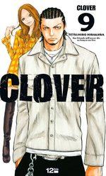 Clover T.9 Manga