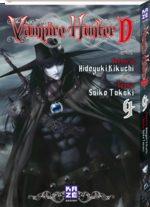 couverture, jaquette Vampire hunter D 4