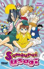Samourai Usagi 5