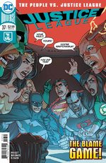 Justice League 37 Comics