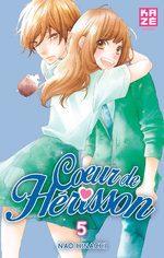 Coeur de hérisson 5 Manga