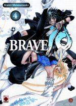 Brave 10 4 Manga