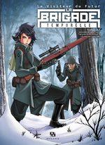 Le Visiteur du futur : La Brigade temporelle 2 Global manga