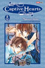 Captive Hearts 2 Manga
