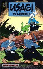 Usagi Yojimbo 17 Comics