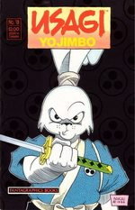 Usagi Yojimbo 18 Comics