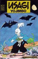 Usagi Yojimbo 21 Comics