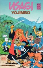 Usagi Yojimbo 28 Comics