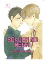 Bokura no Negai T.3 Manga