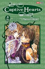 Captive Hearts 3 Manga