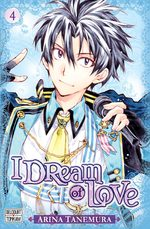 I dream of love 4 Manga