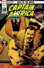 Captain America 697