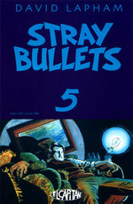 Stray Bullets 5 Comics