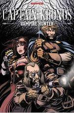 Captain Kronos - Vampire Hunter # 4