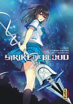 Strike The Blood 9 Manga