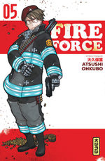 Fire force # 5