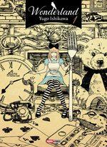 couverture, jaquette Wonderland 1