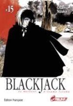 Black Jack - Kaze Manga 15