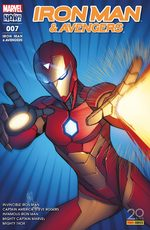 Iron Man & Avengers # 7