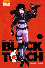 Black Torch 1 Manga